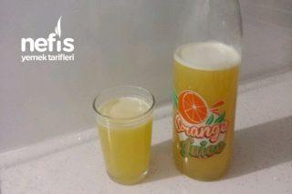 Ev Yapımı Portakal Suyu Tarifi