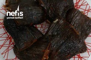 Pratik Zeytinyağlı Kuru Patlıcan Dolması Tarifi
