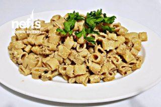 Yeniçeri Makarna Salatası Tarifi