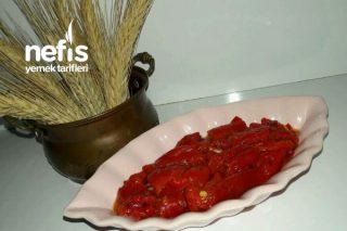 Kırmızı Biber Turşusu Tarifi