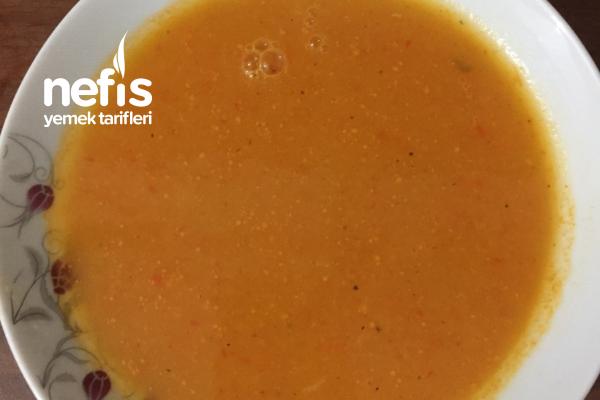 Balkabağı Çorbası Alkali Sağlıklı Tarifi