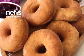 Donut Görünümlü Pişi (Farklı Bir Tarif) Tarifi