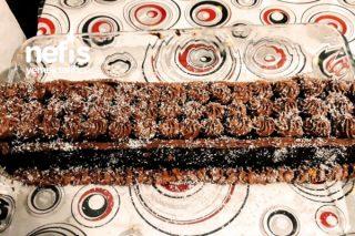 Kolay Bisküvi Pasta Tarifi