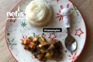 Patatesli Mantar Yemeği (Patatesli Mantar Sote) Tarifi