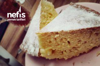 Portakallı Pamuk Kek (Harika Kabarıyor) Tarifi
