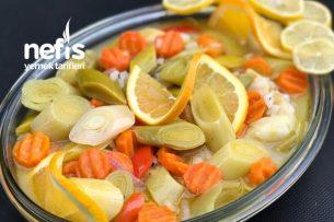 Portakallı Zeytinyağlı Nefiss Pırasa Yemeği Tarifi