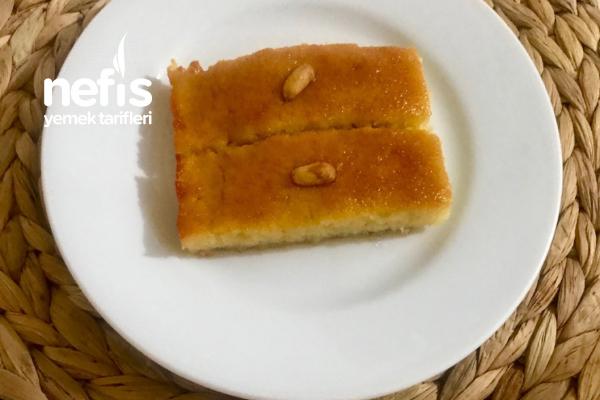 Şam Tatlısı İzmirli'ler Şambali Der Tarifi