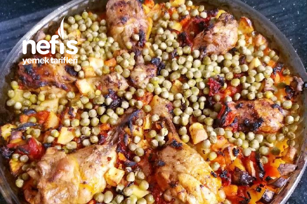 Garnitürlü Tavuk Baget Tarifi