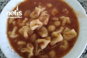 Mantılı Çorba (Kulaklı) Çorbası Tarifi