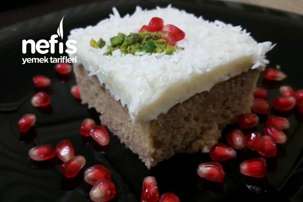 Narlı Gelin Pastası ( Muhteşem Lezzet ) Tarifi