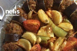 Patlıcan (Balcan) Kebabı Tarifi