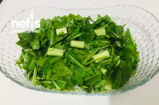 Roka Salatası (Balık Yanına Giden Enfes Salata) Tarifi