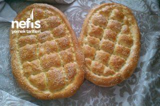 Sıcacık Çıtır Evdeki Fırında Ekmek Tarifi