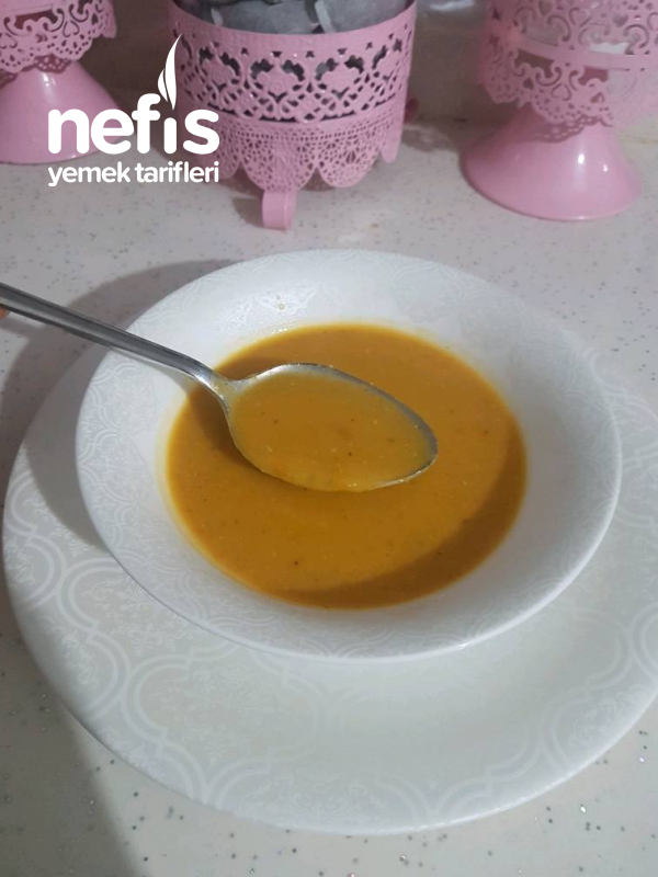 Vitamin Deposu Mercimek Corbasi