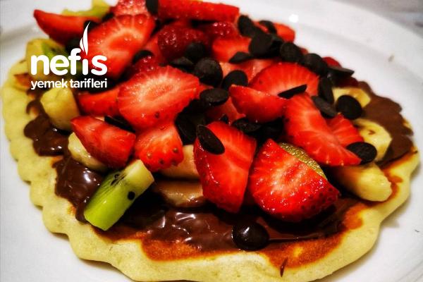 Waffle (Tost Makinesinde) Tarifi