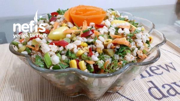 Buğday Salatası