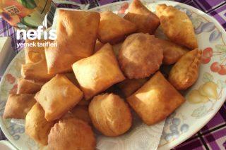 Hamur Kızartması (Kabartma Tozlu) Tarifi