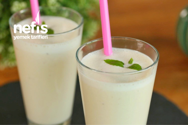 Muzlu Milkshake Yapımı