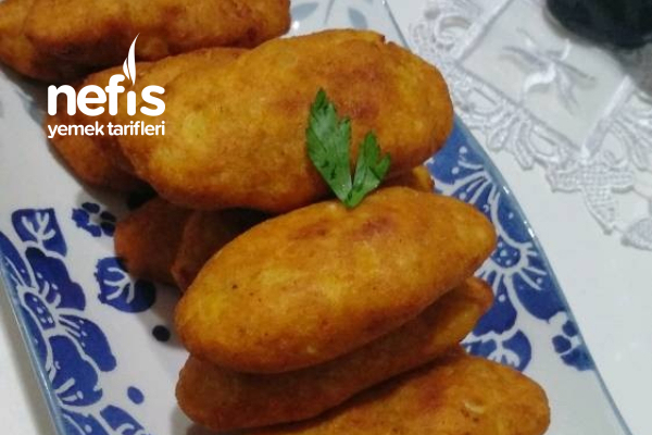Patates Kroket (Peynir Dolgulu) Tarifi