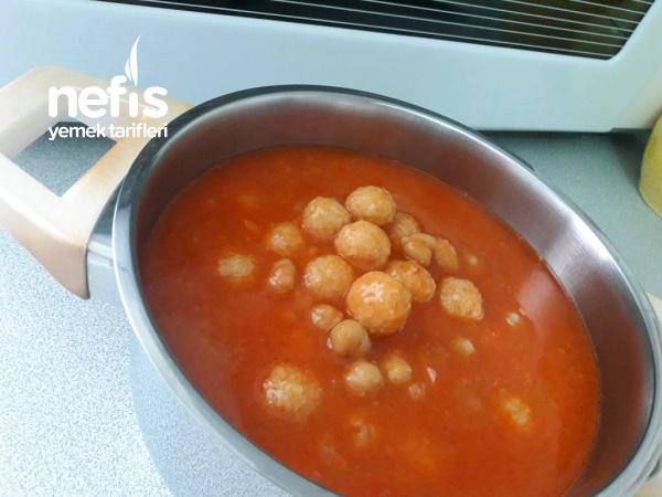 Topalak Çorbası Ya Da Yemeği