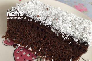 Çikolatalı Muhallebili Pasta Tarifi