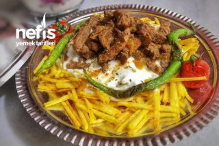 Çökertme Kebabı/Bodrum Kebabı Tarifi