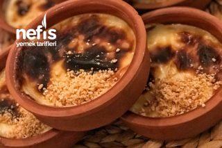 Fırın Sütlaç (Pastane Sütlacı ) Tarifi