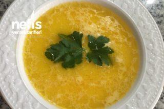Havuçlu Şehriyeli Yoğurt Çorbası Tarifi