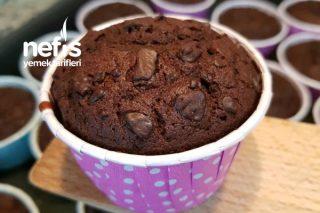 Kakaolu Muffin Kek (Favoriniz Olacak) Tarifi