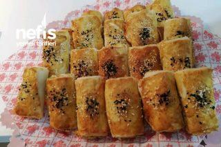 Nişastalı Patatesli Çıtır Börek Tarifi