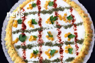 Tart Kalıbında Patetes Salatası Tarifi
