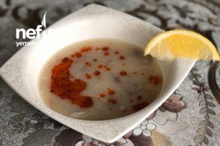 Vitamin Deposu Etli Çorba (Terbiyeli) Tarifi