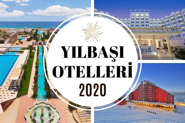 Sanatçılı Yılbaşı Otelleri 2020 Eğlence Programları Tarifi