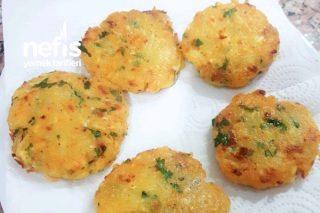 Glutensiz Patates Mücver Tarifi