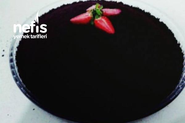 Meyve Dolgulu Köstebek Pasta Tarifi