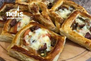 Milföy Pizzalar Tarifi