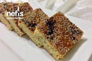 Muhteşem Peynirli Sebzeli Tuzlu Kek ( Börek Tadında ) Tarifi