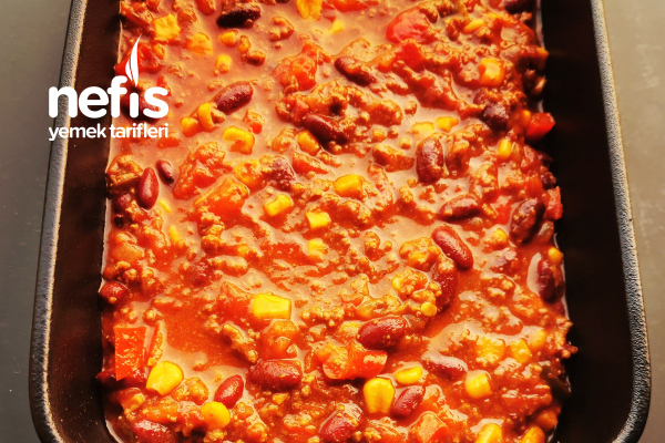 Chili Con Carne Tarifi