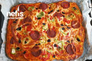 Hafta Sonu Pizzası Tarifi