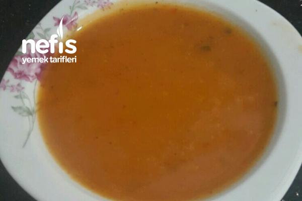 İnegöl Usulü Tarhana Çorbası Tarifi