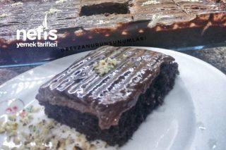Kakaolu Şantili Ağlayan Pasta (Kesin Ölçülüdür) Tarifi