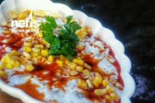 Köz Patlıcan Salatası (2 Dakikada) Tarifi