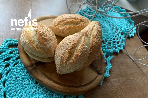 Mini Susamlı Ekmek Tarifi