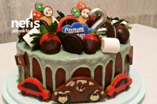 Snickers Pastası Tarifi