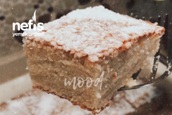 Tahinli Susamlı Kek Tarifi