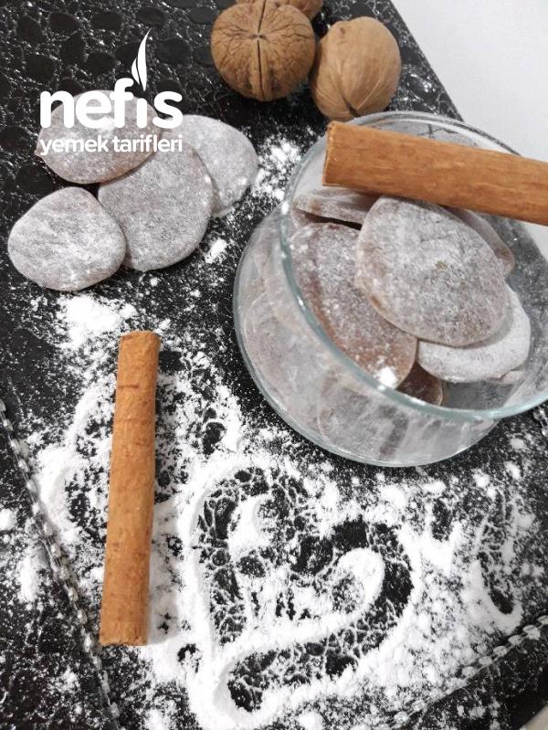 Boğaz Rahatlatan Kış Şekeri(boğaz Pastili evde olan malzemelerle)