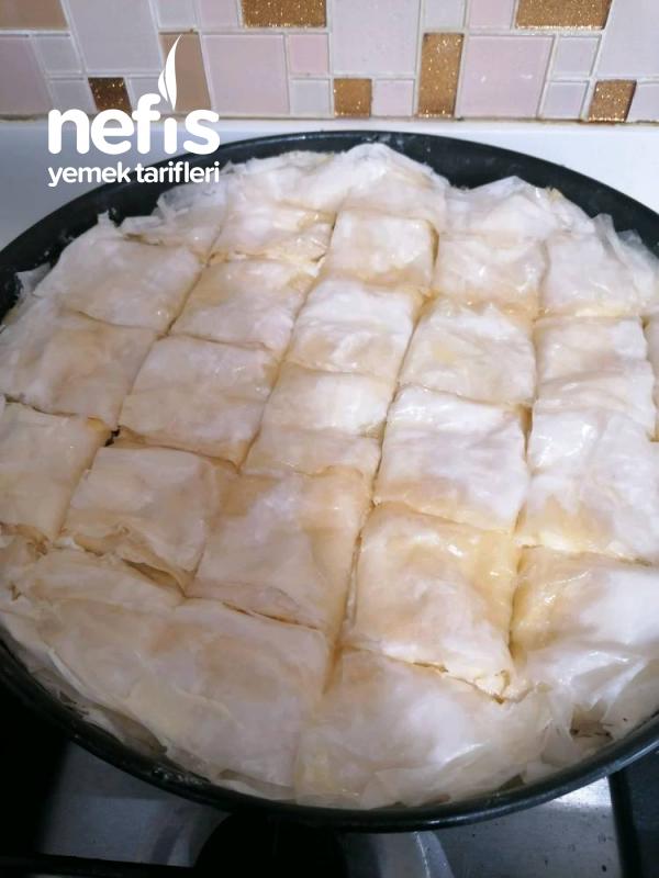 Evde Adana Böreği