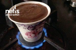 Evde Dibek Kahve Tarifi