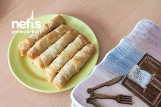 Pazar Kahvaltısına Patatesli Sigara Böreği Tarifi