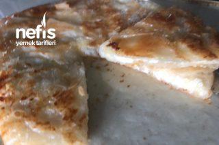 Baklava Yufkasından Tava Böreği Tarifi
